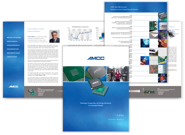 AMCC Annual Report Brochure