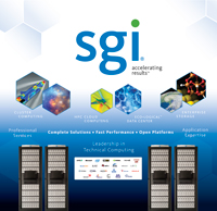 SGI Tech Booth