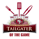 Tailgater of the Game Logo