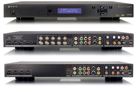 iScan Video Processor Photos