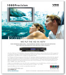 DVDO VP50 Shark Advertising