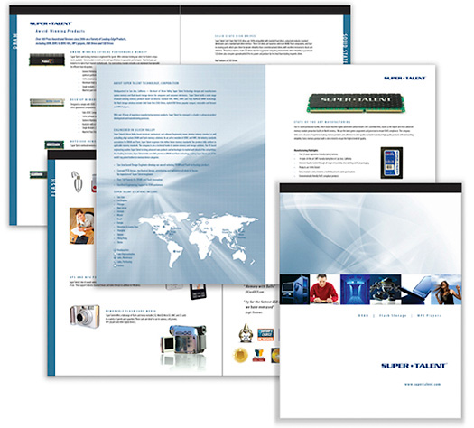 SuperTalent Corporate Brochure